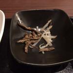 123646460 - みぞれスープの冷麺 ナムル