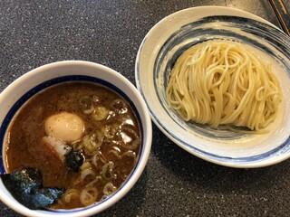 大勝軒 沖縄宜野湾店 - 味玉つけ麺
