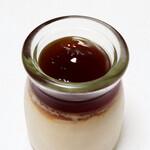 巴堂 - 和三盆糖を使用したソース