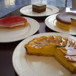 ガラ ド オウ - 手作りケーキ各種用意しています!