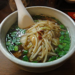 台湾らーめんG - 台湾野菜入りラーメン