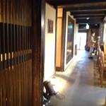 12366543 - 店内の廊下