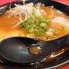 ラーメン処かわさき - 料理写真:『酒かすラーメン』