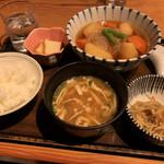 土鍋炊ごはん なかよし 目黒店 -
