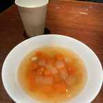 イル バンボッチョ - スープ