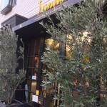 サロン ド テ ジャンナッツ - 店舗入口