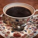 Kafuedepurimabera - 熱く濃い、これぞコーヒー