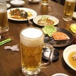 台湾料理 味鮮館 - ドリンク写真: