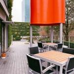 ウィラーエクスプレスカフェ - 1階2階のほかにテラス席もご利用いただけます!