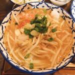 バンコクガーデン - トムヤンクン麺(小)