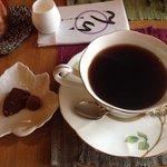 やしき茶屋 らん - ドリンク写真:コーヒー にがみ