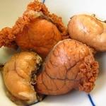 お食事処 成龍丸 - 金目鯛の卵