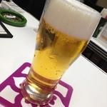 エスカフェダイニング - ビール