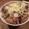 天ちゃん - 料理写真:モツ煮(400円)