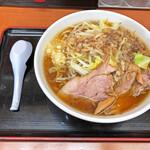 肉煮干中華そば 鈴木ラーメン店 - ニボMAX¥880