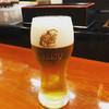 音羽鮨 - ドリンク写真:エビス樽生はサイズが3種類/小グラス460円・小ジョッキ660円・中ジョッキ770円