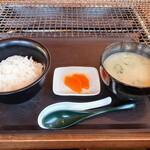 細島牡蠣小屋 かき寧 - 料理写真:冷や汁♪