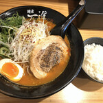 味噌ラーメン専門店 麺家一進 -