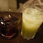 プテイルルカフェ - お酒も豊富