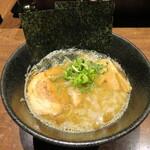 麺や いかり - 料理写真:焼煮干ラーメン 850円