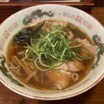 弘雅流製麺 - 醤油らーめん