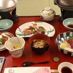 ホテル華の湯 - 料理写真: