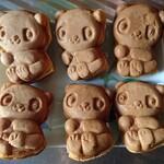 じゅげむ - 料理写真:ベビーパンダ焼き、1個60円
