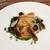 カントニーズ 燕 ケン タカセ - 料理写真:くらげの胡麻風味和えとバンバンジー、季節野菜のバラエティーと鎮江香醋ジュレソース