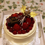 グランファミーユ・シェ松尾 - クリスマスケーキ