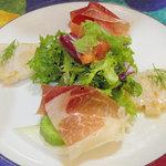 レストラン イグレック - 2625円のコースのオードブル