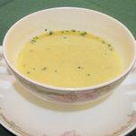 レストラン イグレック - ポタージュスープ