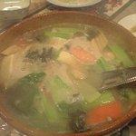 隆昇軒 - 海鮮海老豆腐の煮込み 780円