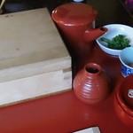 萬寿亭 橘 - 萬寿亭 橘のあつもり(12.03)
