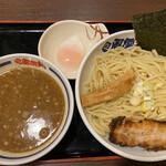濃厚つけ麺 風雲丸  - 濃厚つけ特盛847円