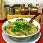 麺対軒 - 生姜ラーメン(小)