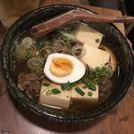 みかめ家 - 牛すじ肉豆腐