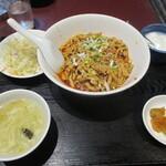 123707172 - 香辣まぜ麺(シャンラーマゼメン)