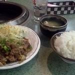 12371690 - 牛焼肉定食
