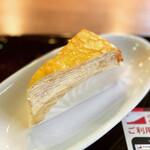 エクセルシオール カフェ - 料理写真:ミルクレープ