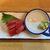 立呑み 晩杯屋 - マグロ刺し ¥200