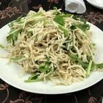 上海厨房 家楽 - 香菜干丝