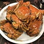 上海厨房 家楽 - 上海大闸蟹