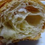 Hakone Bakery Dining&Bar - miniクロ断面