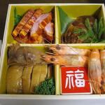 chuukameisaichin - 上段(壱の重)