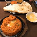ヒマラヤンビレッジ - 焼きカレー