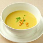 マンジェ・ラ・タルト - とうもろこしのスープ