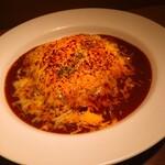 HINT INDEX BOOK - 日本生まれの欧風カレー 炙りチーズ
