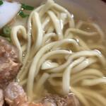 なかむら屋 - 麺