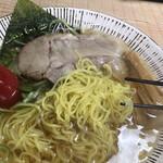 麺や 壱虎 - 料理写真:麺