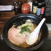 濃麺 海月 - 料理写真:鶏濃麺 醤油